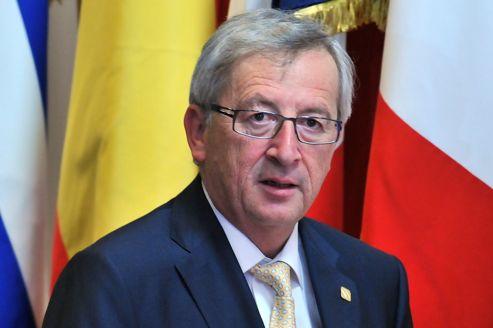 Jean-Claude Juncker, président de l'Eurogroupe.