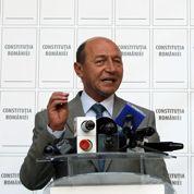Le président roumain évite la destitution