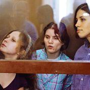 Trois Russes jugées pour leur «prière punk»