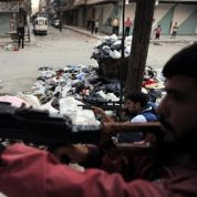 L'armée continue sa contre-attaque à Alep