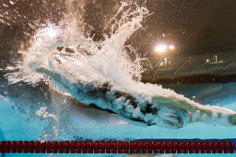 <strong>En or. </strong>Après sa nuit d'or de dimanche, la natation française a connu mardi une soirée d'argent aux Jeux olympiques de Londres avec les deuxièmes places de Camille Muffat sur 200 m nage libre et du relais français sur 4x200 m nage libre masculin. Ces deux podiums portent à cinq le nombre de médailles obtenues par la France dans le bassin de l'Aquatics Center, dont trois d'or. Et la moisson de l'ensemble de la délégation tricolore outre-Manche atteint désormais 11 récompenses.