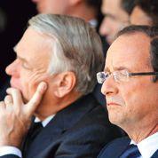 Hollande-Ayrault, un couple sans histoires