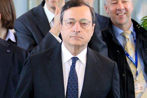 Sauvetage de l'Euro : Mario Draghi joue sa réputation