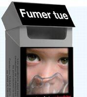 Vers un paquet de cigarettes sans marque