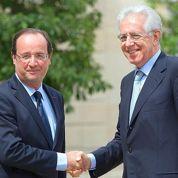 Hollande veut «consolider» l'euro