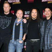 Metallica retourne en studio
