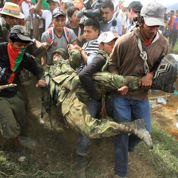 Colombie : les Indiens défient Farc et armée