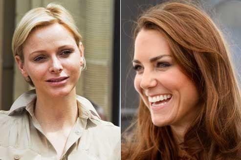 Êtes-vous Kate Middleton ou Charlène de Monaco ?
