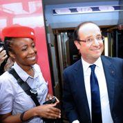 Le départ en vacances de Hollande en train