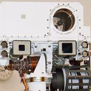 Mars : deux instruments français dans Curiosity