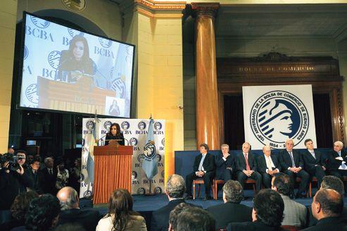 L'Argentine enterre le «corralito» et la crise de 2001