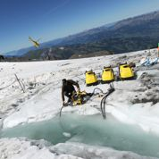 Une poche d'eau menace Saint-Gervais