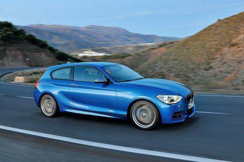 135isport 2012 Blue on La M 135i Existe   Galement En Version 5 Portes  Cr  Dits Photo   M