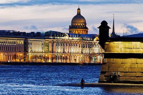 St-Pétersbourg : la ville dont Tchaïkovski est le héros