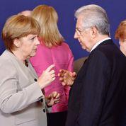 Mario Monti hausse le ton contre l'Allemagne