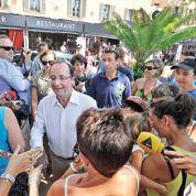 Hollande et Sarkozy ne devraient pas se croiser