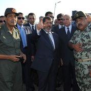 Le chaos du Sinaï hante la relation Égypte-Israël