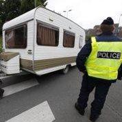 Un camp de Roms démantelé près de Lille