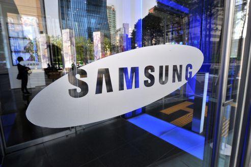 Les locaux de Samsung, en Corée du Sud.