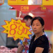 L'économie chinoise toujours au ralenti