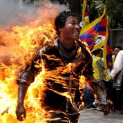 «L'immolation, c'est exposer son désespoir»