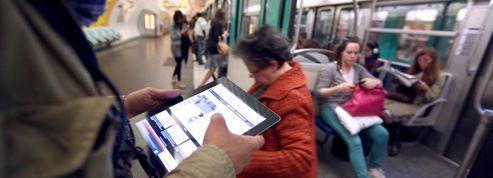 Le plan du métro de Paris est désormais libre de droit