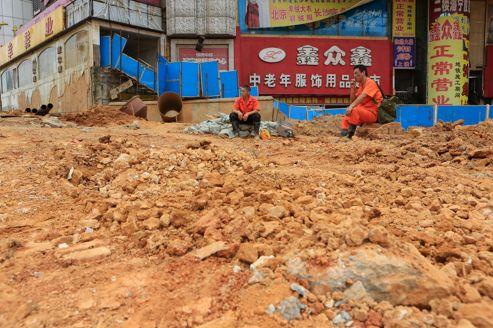 Chine : des provinces surendettées