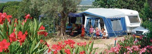 Le business florissant des campings