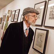 Les œuvres de Robert Crumb exposées à Paris