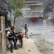 Bombardements intenses sur Alep
