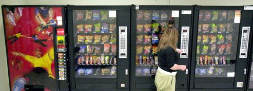 L'interdiction des snacks à l'école réduit l'obésité