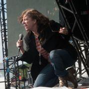 Patti Smith et Bénabar à la Fête de l'Huma