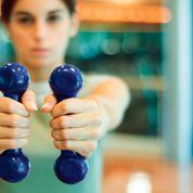 Les haltères réduisent le risque de diabète