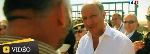 Visite délicate pour Laurent Fabius en Jordanie