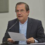 Le ministre équatorien des Affaires étrangères, Ricardo Patino.