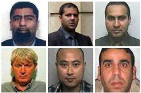 La police fiscale britannique a décidé d'employer les grands moyens pour débusquer les fraudeurs.