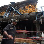 Incendie en Thaïlande : un Français disparu