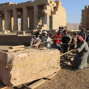 Ce chantier qui fait renaître Ramsès II