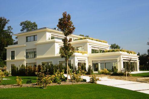 Genève, capitale de l'immobilier de luxe
