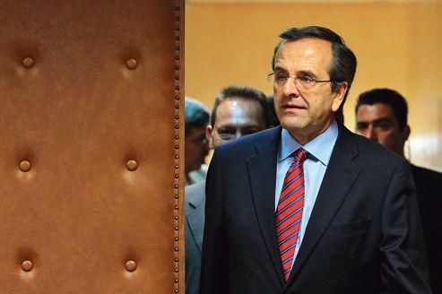 Euro: une sortie de la Grèce à nouveau évoquée