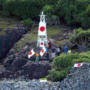 Tokyo et Pékin se disputent Senkaku