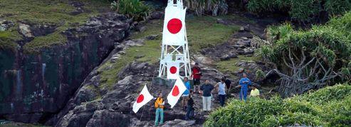 Tokyo et Pékin se disputent les îles Senkaku