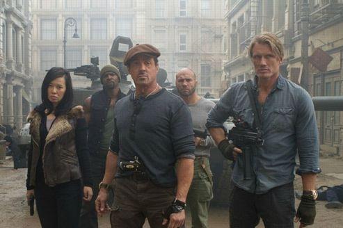 Expendables 2 devance Jason Bourne au box-office US