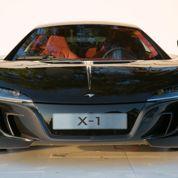 McLaren X-1: un coupé façon haute couture
