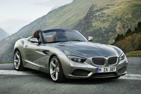 BMW Zagato: place au roadster