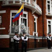 Vie monacale pour Assange à l'ambassade