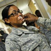 Un spray contre les suicides dans l'US Army