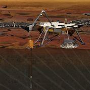 Un nouveau robot de la Nasa sur Mars en 2016