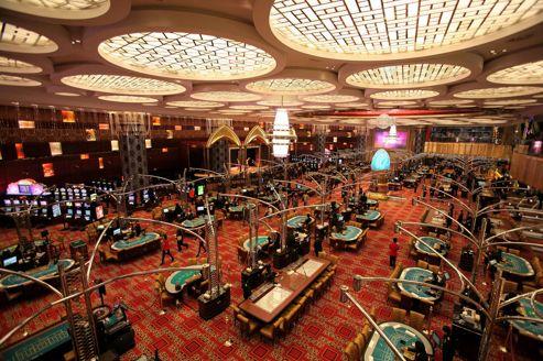 Les jeux d'argent se déplacent vers l'Asie