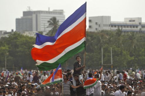 Tensions nationalistes en Inde
